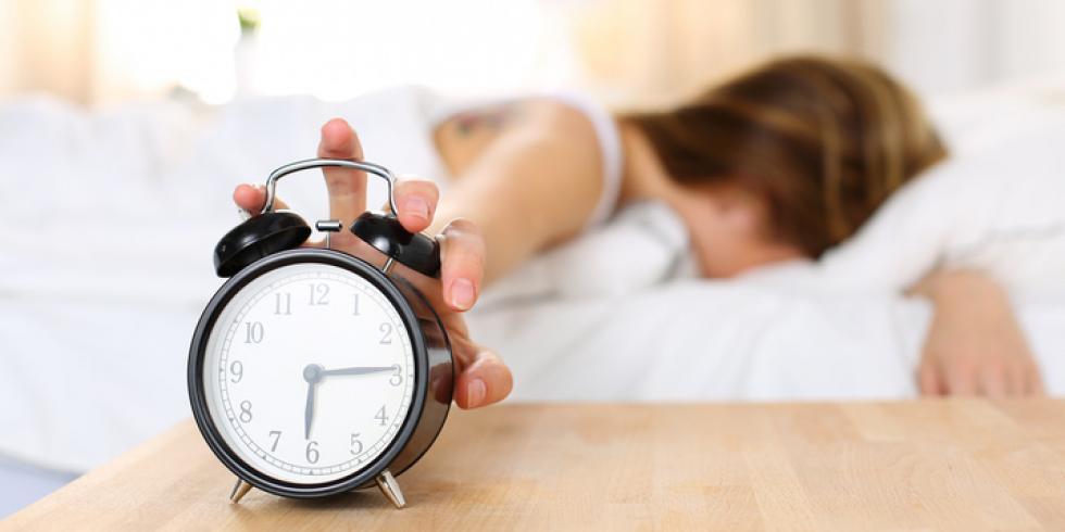 doodmoe opstaan