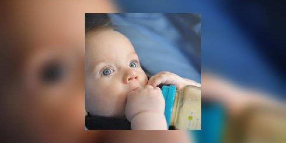 tandgroei baby