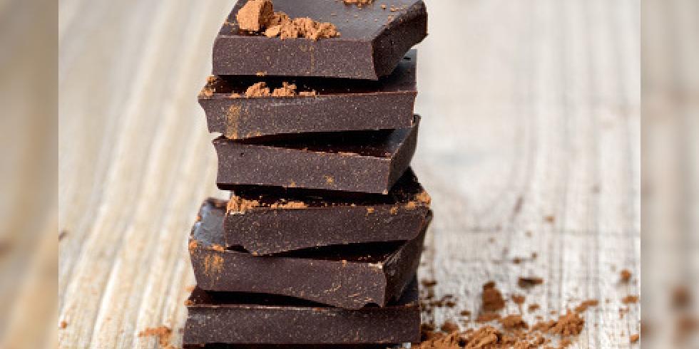 is melkchocolade gezond