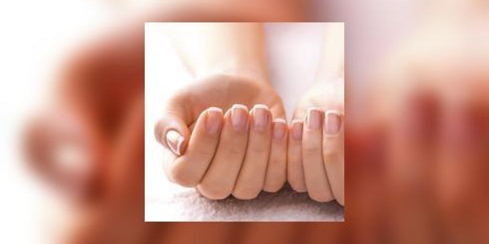 gegroefde nagels