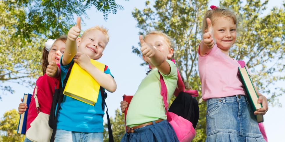 klierkoorts kinderen